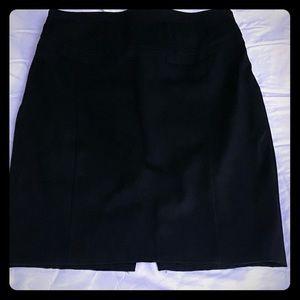 Express black pencil skirt (worn one time )